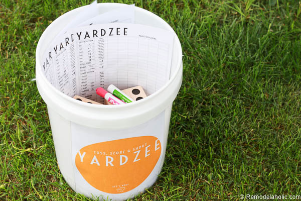Yardzee Game Free Printable-8210