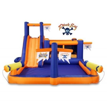 bounce house water slide amazon