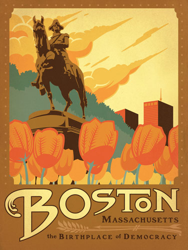 17 Boston