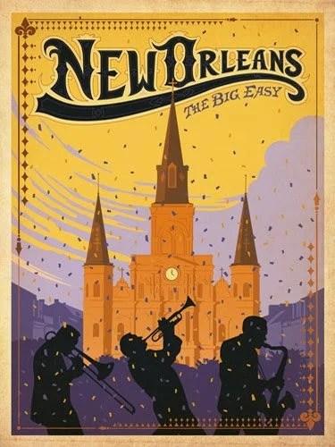 3 - Vintage New Orleans Image