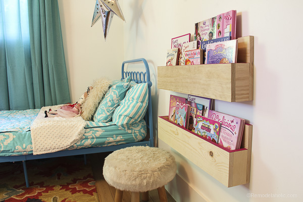 Easy Build Book Shelves @remodelaholic-3