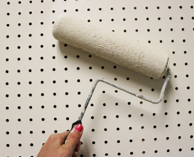 Painting Peg Board