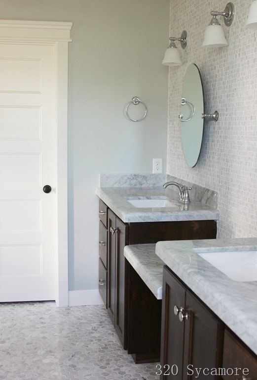 Sherwin Williams Blue Colors For Bathroom