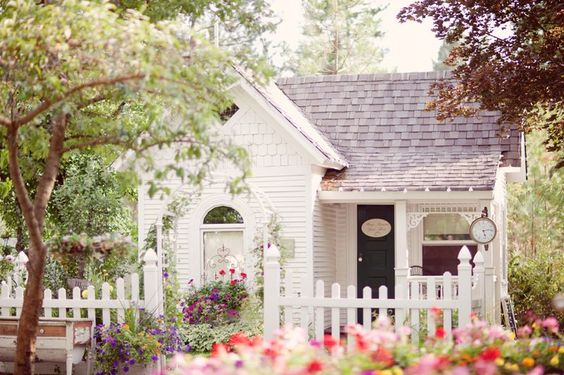 Cottage makeover inspiration