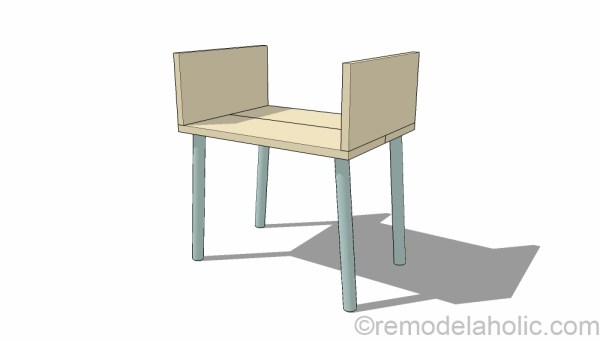 modern side tables (1 of 2)