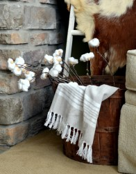 rachel teodoro DIY cotton stems