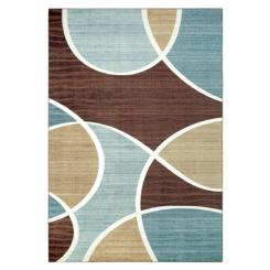 Geo Waves Area Rug   // buy it here