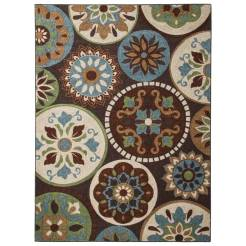 Medallion Area Rug  // buy it here