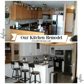 ellery designs kitchen remodel