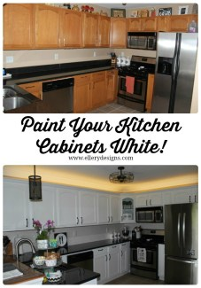 ellery designs painting cabinets