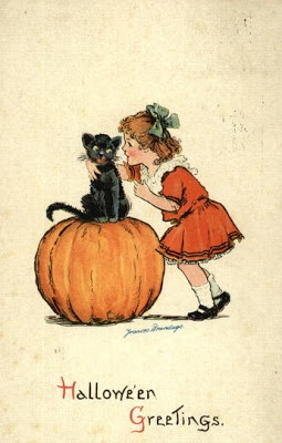 Vintage Halloween Pumpkins 18
