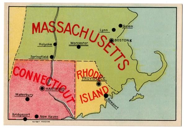 Vintage Maps 13