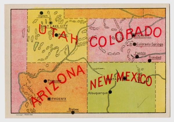 Vintage Maps 14