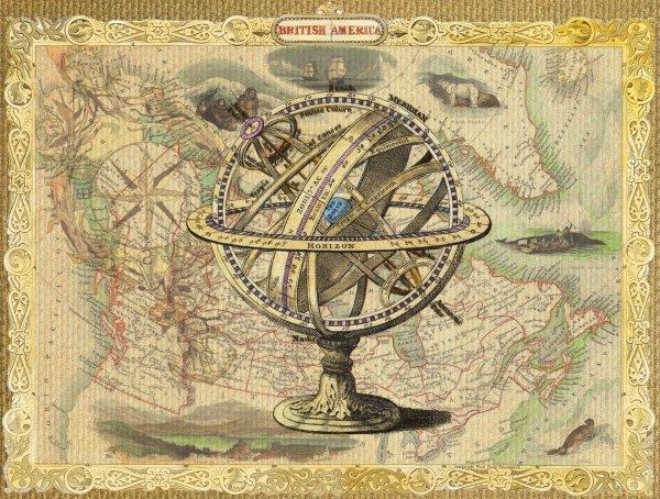 Vintage Maps 18