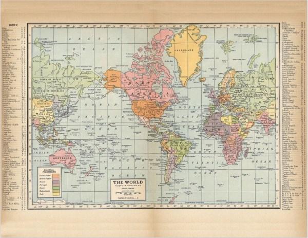 Vintage Maps 24
