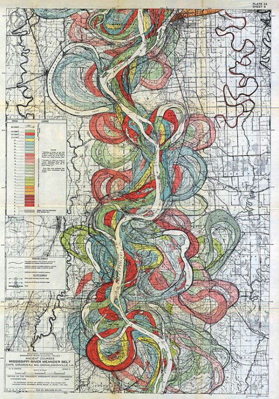 Vintage Maps 30