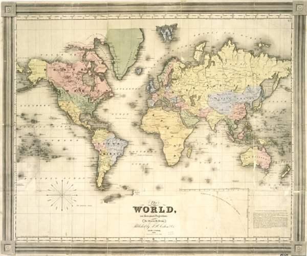 Vintage Maps 36