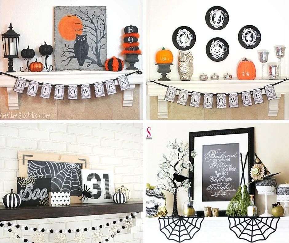 25 Halloween Decoration Ideas For A Cute