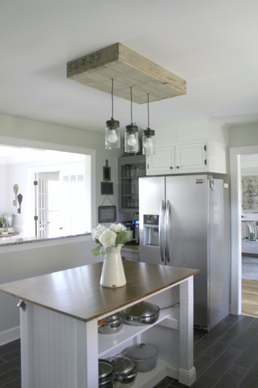 beautiful-kitchen-makeover-using-palletwood-lighting-noting-grace-featured-on-remodelaholic