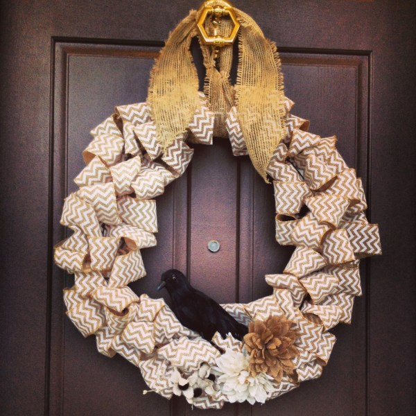 15-diy-fall-wreaths_more-with-less-today_remodelaholic
