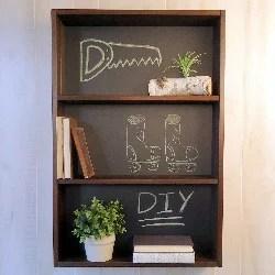 chalkboard-shelf-saws-on-skates
