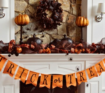 Decorate & Celebrate: Simple Halloween Decor