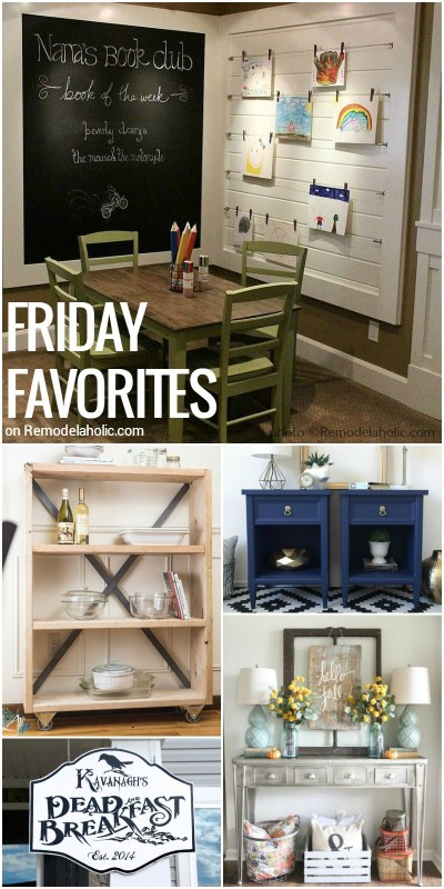 Love these projects! Check out all the details at Remodelaholic.com