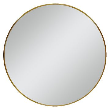 Brass Mirror for Postbox Designs