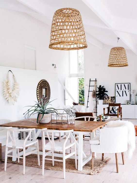 Get The Look: Boho Chic Design Inspiration and Tips | Postbox Designs for Remodelaholic.com