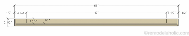 Rustic Pieced Wood Headboard 1
