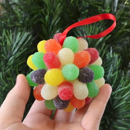 Diy Edible Christmas Ornaments Dream A Little Bigger Remodelaholic