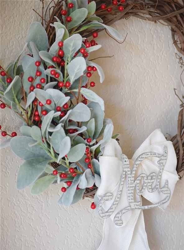 Farmhouse Wreath Timless Creations