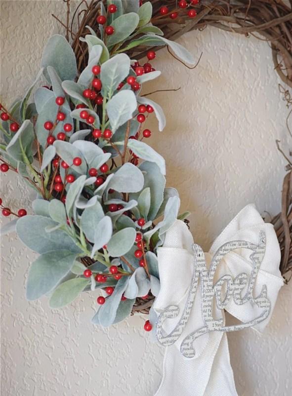 Farmhouse Wreath Timless Creations