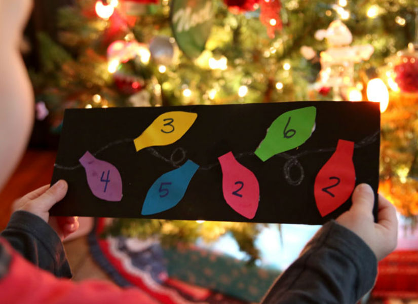 Remodelaholic | 10 DIY Christmas Activities for Kids