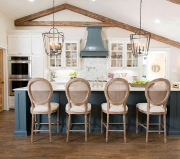 The Cargo Ship House Kitchen From Fixer Upper Via Magnolia Market 3