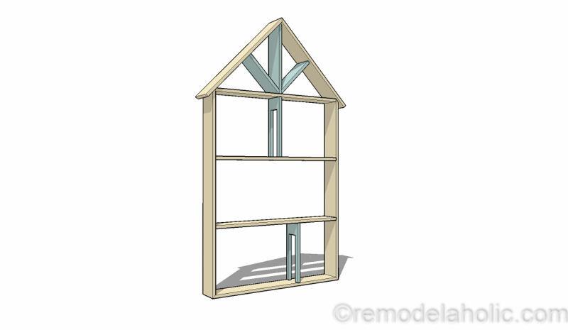 Dollhouse Project Plans 31