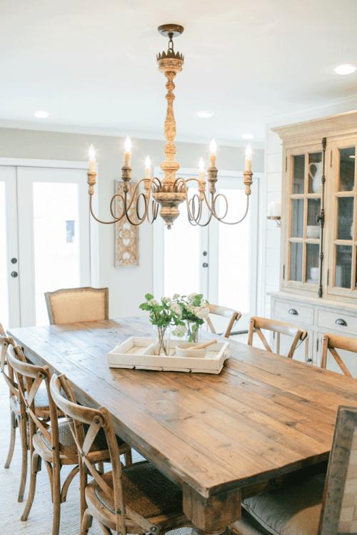 One Dining Room 3 Ways