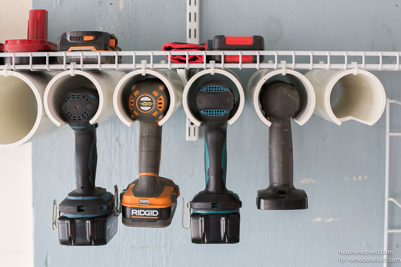 Power Tool Organizer Heatherednest Com For Remodelaholic Com 13