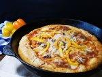 one pan deep dish pizza 2