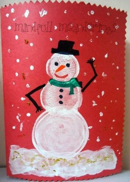 Remodelaholic 11 Easy DIY Christmas Cards