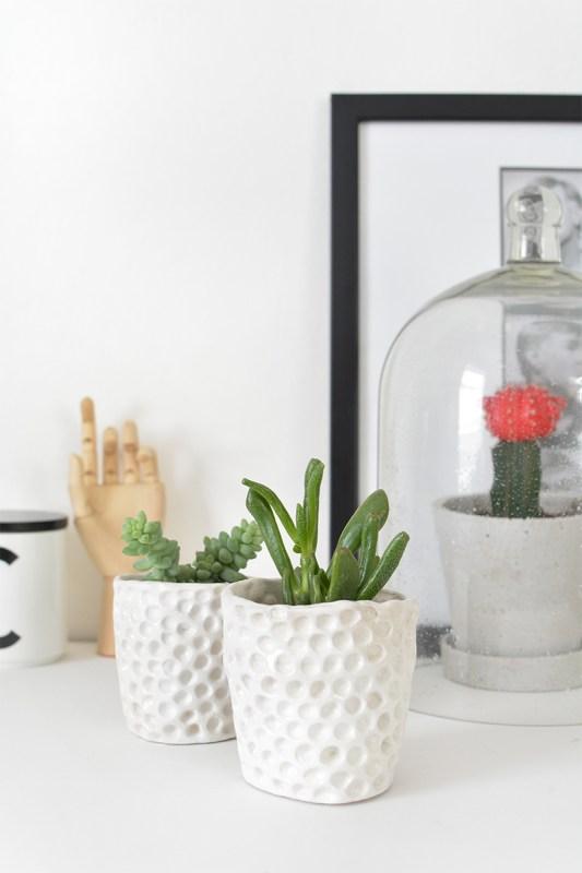 DIY Plant Pots Burkatron