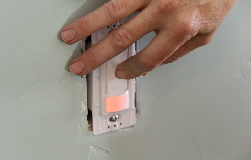 Lutron Sensor Switch 10