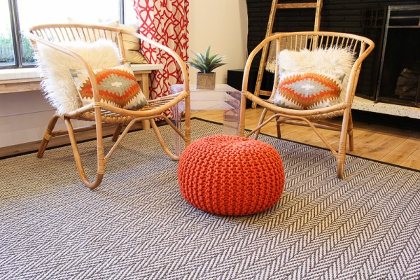 Shaw Cut A Rug Program Have A Carpet Cut To The Size You Need And Edges Bound @remodelaholic 6 Of 9
