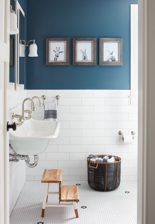 Wall Color Is Newburg Green. Color Spotlight On Remodelaholic