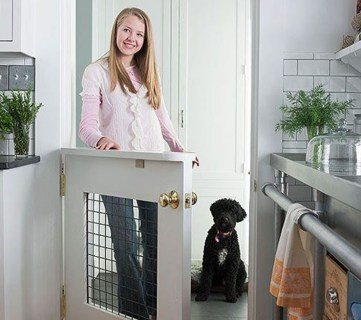 15 Pet Friendly Home Decor Tips Remodelaholic Feature