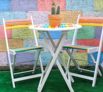 20 DIY Furniture Makeover Projects Remodelaholic Feature Image