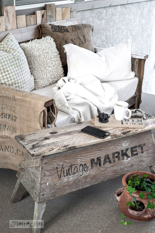 DIY Coffee Table Ideas Funky Junk Interiors