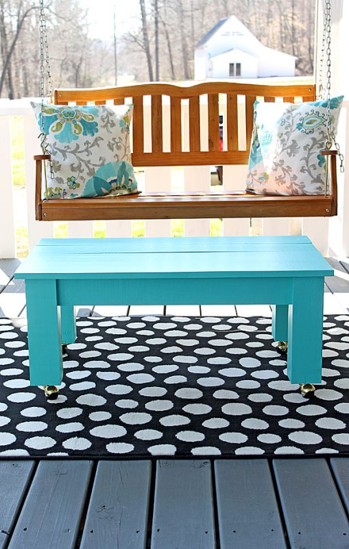 DIY Coffee Table Ideas The Shabby Creek Cottage