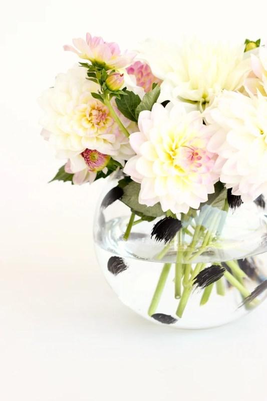 DIY Flower Vases Delia Creates