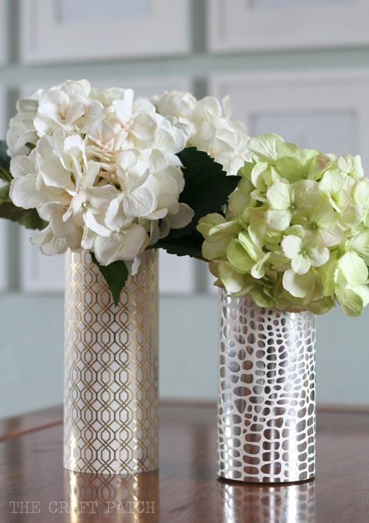 DIY Flower Vases The Craft Patch